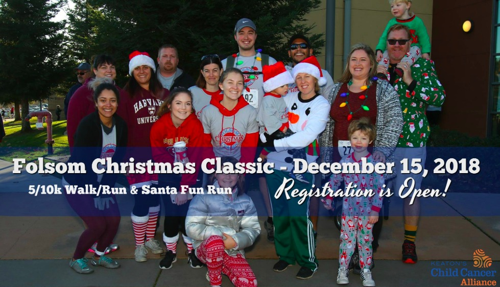 the 5th annual folsom classic 5k 10k walkrun and santa fun run is a great holiday event for the whole family there will be christmas carolers - Christmas Classic